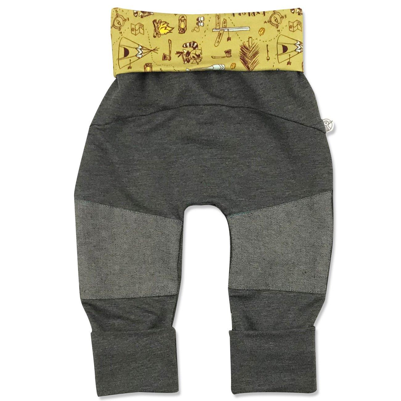 Pants grow with me Bivouac