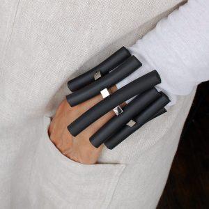 Bold contemporary bracelet